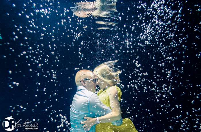 Underwater Wedding photographer Warsaw Poland Krakow Lublin photography