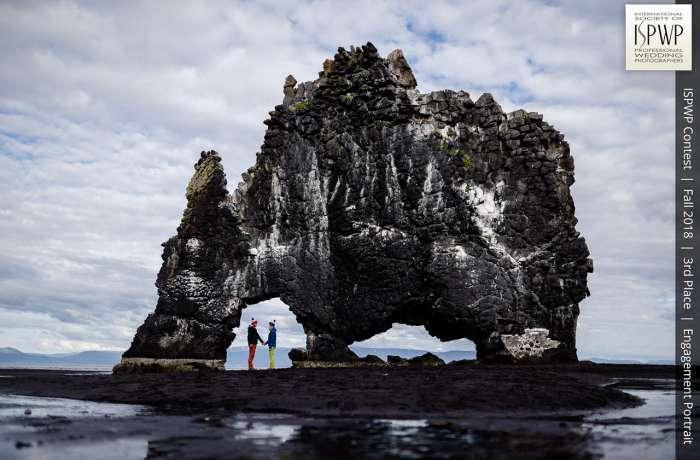 Podwójnie nagrodzona sesja na Islandii Fotografia ślubna Warszawa zdjęcia ślubne fotograf Lublin