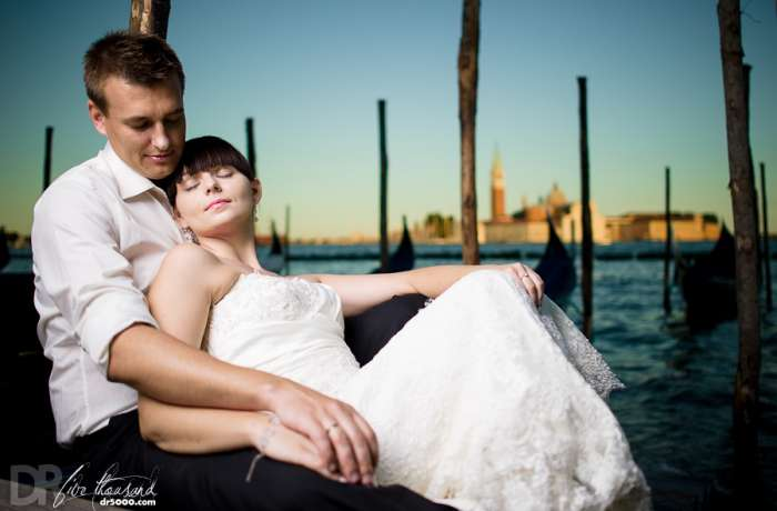Anna and Jarek – wedding session in Venice Wedding photographer Warsaw Poland Krakow Lublin photography