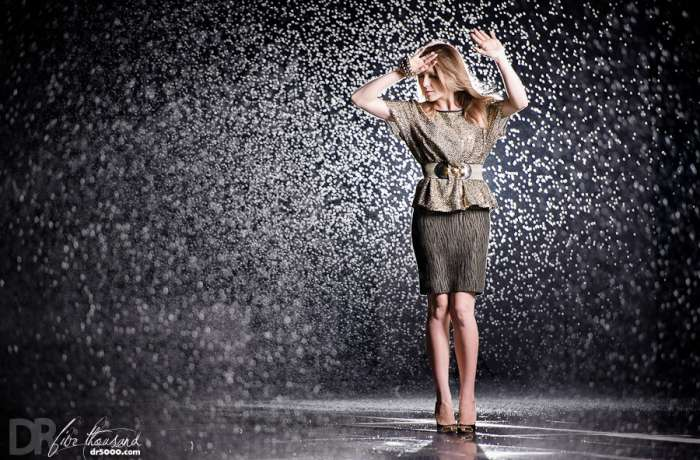 Miss in rain! Wedding photographer Warsaw Poland Krakow Lublin photography