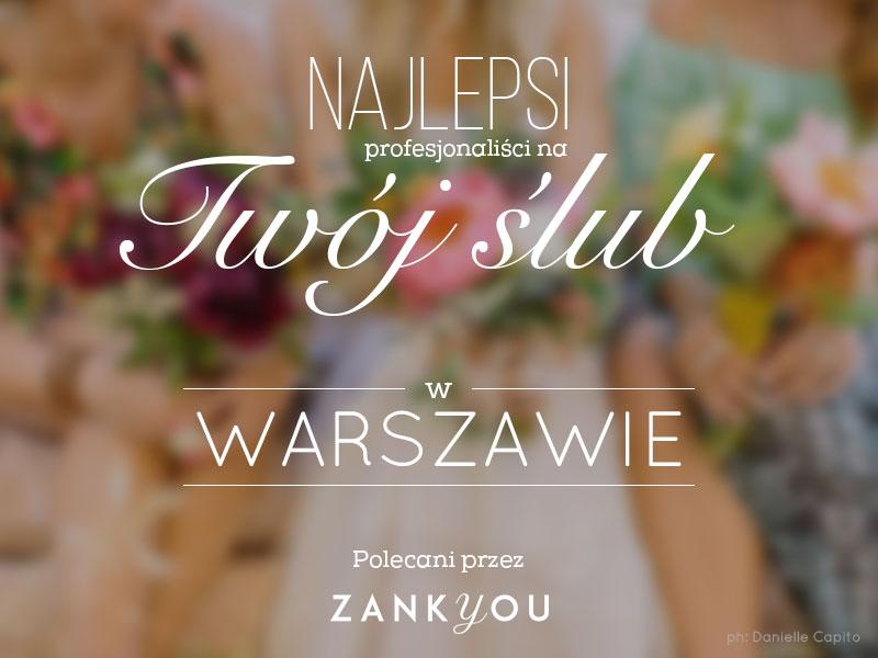 Najlepszy fotograf ślubny w Warszawie