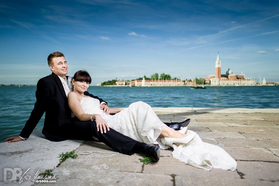 venice wedding session